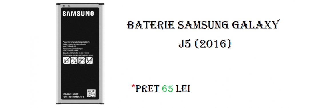 Baterie Samsung J5 (2016)