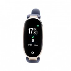 Bratara fitness E-BODA Smart Time 400,negru