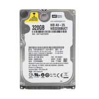 Hard Disk HDD laptop 320GB