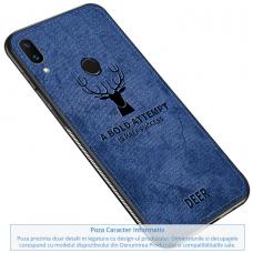 Husa pentru Samsung Galaxy S7 Edge, G935, albastra