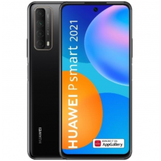 Huawei P smart 2021, 4GB RAM, 5000mAh, negru